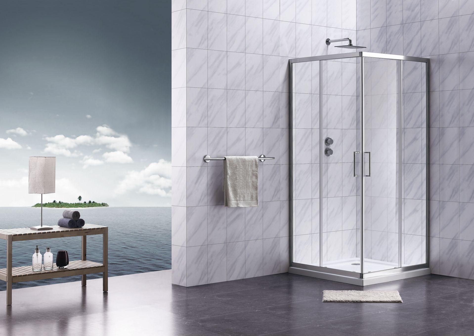 MONO  Sprchový kút štvorec