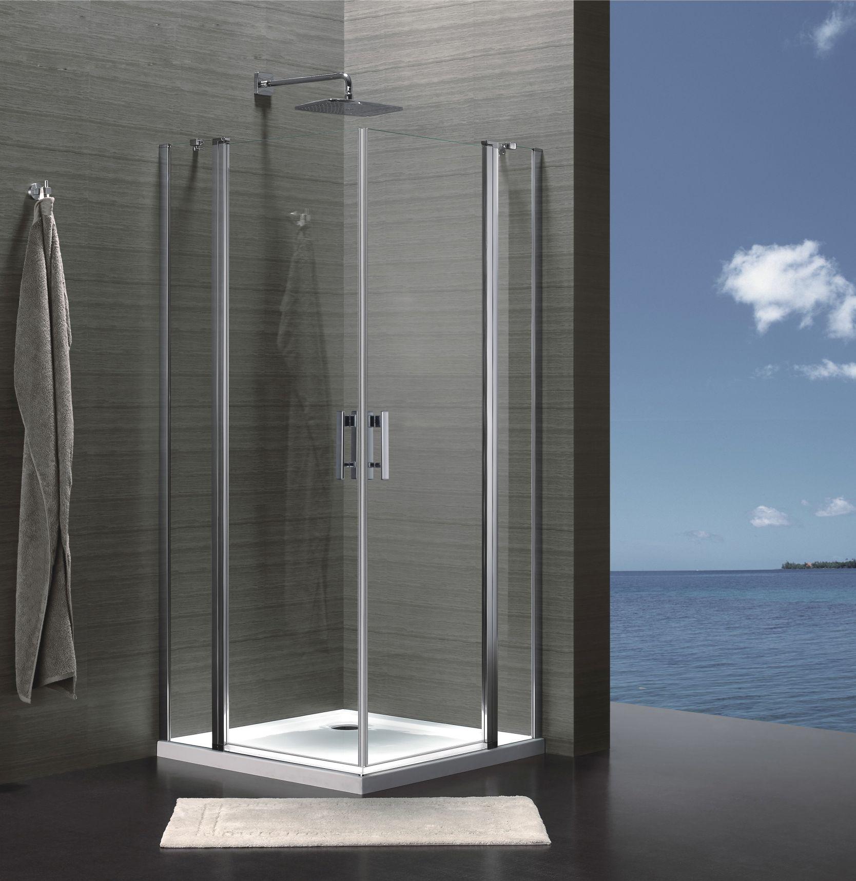 TIME Sprchový kút štvorec