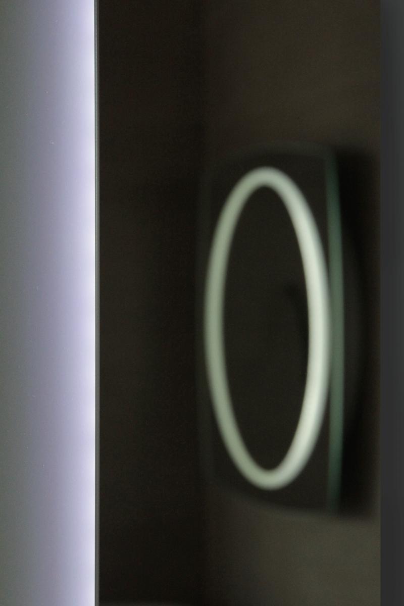 Ring zrkadlo s led osvetlením