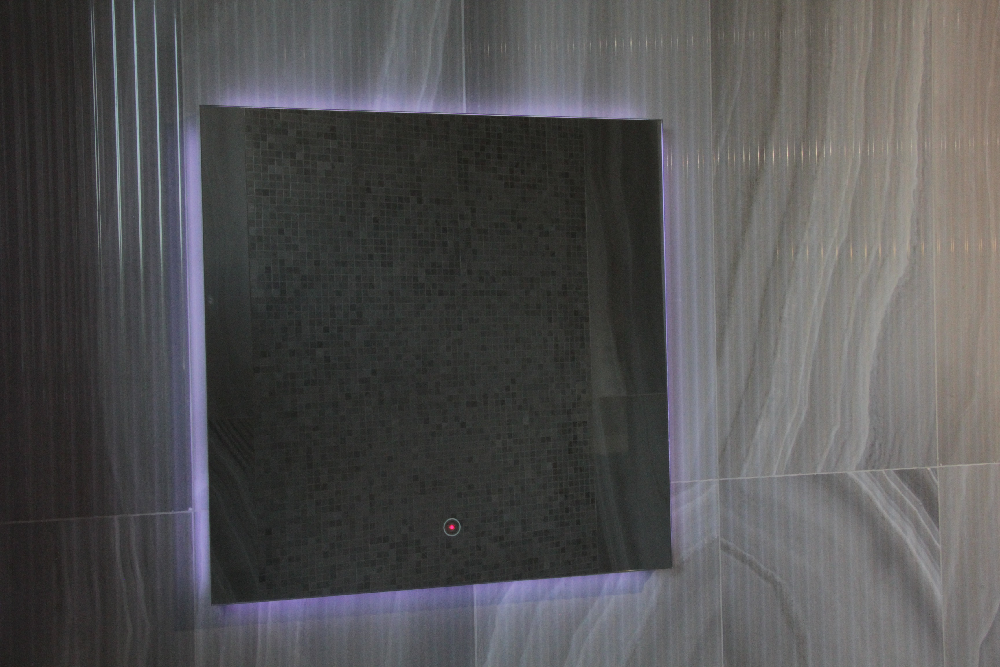 Shine zrkadlo s led osvetlením