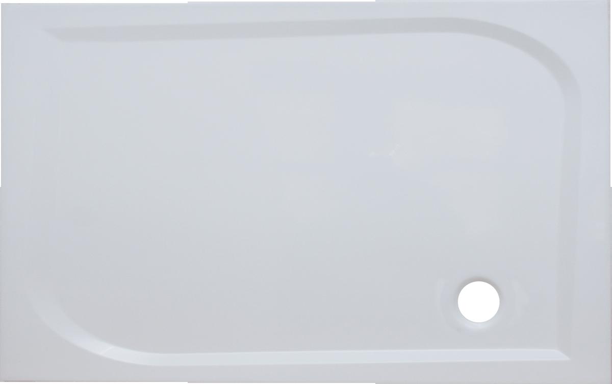 Obdĺžniková sprchová Vanička