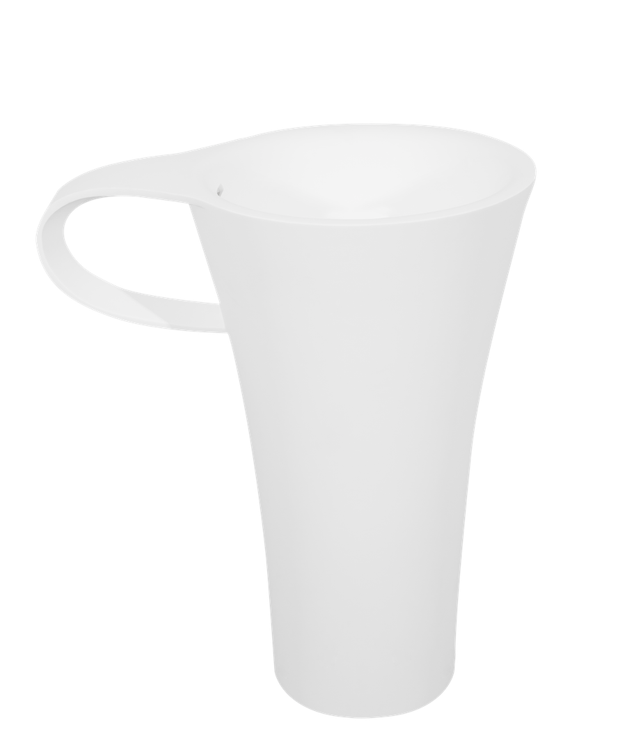 CUP - voľne stojace umývadlo
